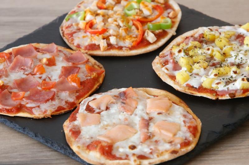 tipos de quesos para pizzas