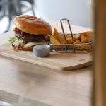 deliciosa hamburguesa en Parla