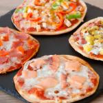 ingredientes más utilizados en las pizzas